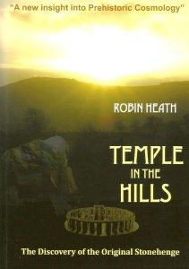 Temple in the Hills book by Robin Heath